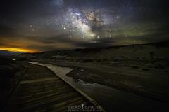 Salt Creek Milky Way (ihikesandiego) Tags: salt creek death valley national park milky way night sky