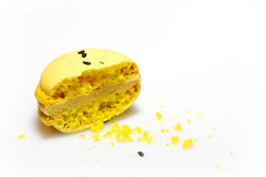 Macaron #6 (*Amanda Richards) Tags: edible food macaron reminiscencegycom flavours macarons