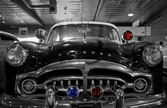 Automobile Driving Museum (JCD Images) Tags: automobiledrivingmuseum adm elsegundo california usa april 2018 cadillac chevy ford mg packard plymouth autos automobile classiccars street chrome rims custom custompaint