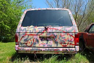 Colorful Caravan