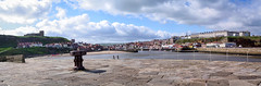 A Wander Around Whitby - 26 April 2018 (Hector Patrick) Tags: flickrelite lightroom614 northyorkshire pentaxk1 whitby yorkshire smcpentaxf50mmf14 sunshine pentax 50mm outdoors panorama ice