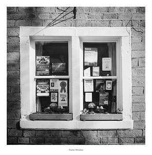 Poster Window
