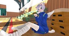 Missed Landing (SerenitySemple) Tags: secondlife sl furry fashion edelweiss ayashi gacha sale sanarae sugasuga poses bento newrelease anime animehead kawaii cosplay