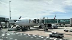 Flight EK772 on the Ground (RobW_) Tags: emirates flight ek772 cape town westerncape south africa monday 12feb2018 february 2018