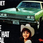 1969 Dodge Coronet 440 White Hat Special thumbnail