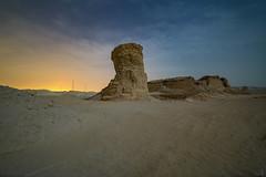 Exploring Umbab- Qatar (zai Qtr) Tags: zaiqtr qatar qatarliving qataratnight nightphotography sky umbab exploreqatar