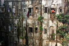 Yangon (mbphillips) Tags: myanmar မြန်မာ ရန်ကုန် mbphillips architecture decay geotagged photojournalism photojournalist 양곤 rangoon 仰光 travel 缅甸 緬甸 미얀마 ミャンマー ヤンゴン 캐논 canoneos450d canoneosrebelxsi canoneoskissx2 canon canon450d sigma18200mmf3563 sigma yangon