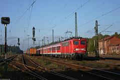 141 242 I Rotenburg(Wümme) (Bahn Sascha) Tags: eisenbahn br141 rb regio