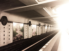 Come Away With Me (Renate R.) Tags: comeawaywithme berlin underground breitenbachplatz