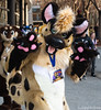 Claws n Paws (SnapperGee) Tags: anthro anthropomorphic costume fc2018 furcon furtherconfusion hyaena hyena rascal claws paws cute adorable fursuit fursuiting fursuiter ear ears paw happy furox myfurcreations sfw safeforwork spots