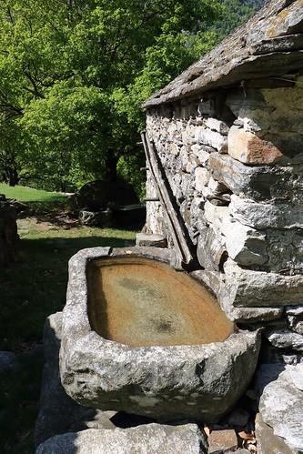 Revöira / Al Mátro, Valle Verzasca. Canton Ticino, Svizzera