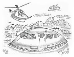 Podunk Valley AZ (rod1691) Tags: myart art sketchbook bw scifi grey concept custom car retro space hotrod drawing pencil h2 hb original story fantasy funny tale automotive illistration greyscale moonpies sketch sexy