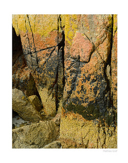 Knockvologan Rocks