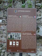 DSC09063 (Bryaxis) Tags: italia italie cassino