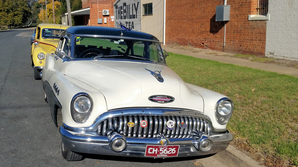 buick owners club nsw