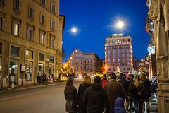 Piazza Barberini, Rome (Fliwatuet) Tags: em5 italia italien italy mft olympusomd ostern rom roma rome lazio it