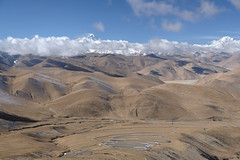 Road to the Mount Everest (Omi PJ Kuo) Tags: tibet road