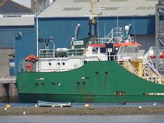 DSC07519 (guyfogwill) Tags: boat boats cargoship devon guyfogwill imo8102476 mmsi232003642 ronez shaldon teignmouth unitedkingdom gbr guy fogwill