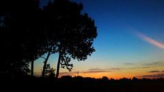 Megérint az éjszaka (Ják) (milankalman) Tags: evening dark summer