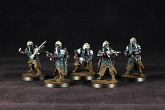DKK Guardsmen (AdmGR) Tags: warhammer warhammer40k warhammer40000 wargame wh40k gamesworkshop gaming tabletop miniature miniaturepainting painting imperialguard deathkorpsofkrieg dkk guardsmen troops soldiers forgeworld