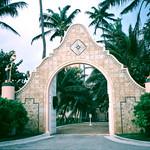 Mar-a-Logo Resort - Gate -  Donald Trump - Palm Beach - Florida thumbnail