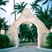 Mar-a-Logo Resort - Gate -  Donald Trump - Palm Beach - Florida