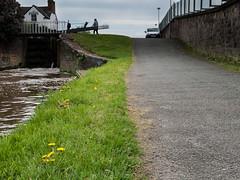 Chemistry Lock (Lluniau Clog) Tags: chester chestercanal shropshireunioncanal canal travel lock week19theme roadwithinalandscape landscape road week192018 52weeksin2018