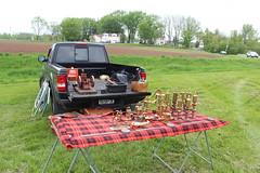 Newfane 066 (6) (swi66) Tags: dunkirk hit miss motors diesel cannons farm tractor john deere antique historical