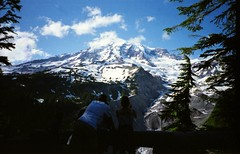 Mount Rainier National Park (Stabbur's Master) Tags: volcano stratovolcano washingtonstate mtrainier usnationalpark nationalpark glacier nisquallyglacier pacificnorthwest