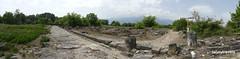 Main Street Crossroads, Dion.JPG (tobeytravels) Tags: alexanderthegreat alexander3rd macedon macedonia thucydides brasidas orpheus hellenistic cranicos leake