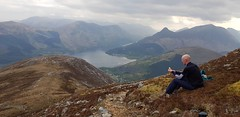Pitstop (bazdonk) Tags: mountain glencoe ballachulish munro loch scotland walking banana