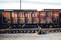 CB&Q Class HT-5C 188815 (Chuck Zeiler) Tags: cbq class ht5c 188815 burlington railroad hopper freight car cicero train chuckzeiler chz