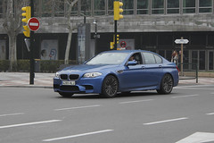 2012 BMW M5 [F10] (coopey) Tags: 2012 bmw m5 f10
