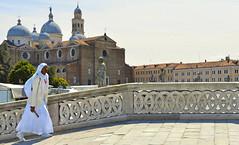 saint corner (poludziber1) Tags: padova italia italy city people urban travel church cityscape