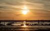 Sunset on Mersea (Dan Elms Photography) Tags: 5d canon5d canon danelmsphotography danelms essex westmersea mersea merseaisland sunset essexsunset essexcoast coast