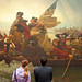 Washington crossing . . .