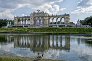 Österreich (Austria), Wien (Vienna), Gloriette