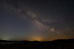 (Ian McClure) Tags: loch doon pentax ricoh k3ii samyang 10mm night stars milky way