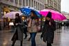Milano Street Walking - Three Friends (In.Deo) Tags: milano lombardia italy street rain umbrella