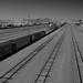 Barstow Railyard