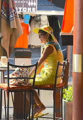 The Colour of Summer Explored 22nd April 2018 (Vide Cor Meum Images) Tags: mac010665yahoocouk markcoleman markandrewcoleman videcormeumimages vide cor meum nikon d750 nikkor28300 south africa candid colour fashion streetphotography street people peoplewatching yellow character knysna garden route