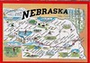 Greetings from Nebraska, the Cornhusker State (Tangled Bank) Tags: nebraska postcard post card greeting old classic heritage vintage
