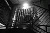 (Threthny) Tags: staircase monotone night
