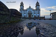 Igreja da Misericordia - Viseu (cpscoa) Tags: viseu portugal reflexo igreja canon