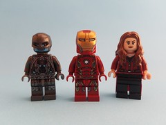 Infinity Countdown #4: Age of Ultron (Brick-Pics) Tags: 4 lego avengers age ultron iron man scarlet witch infinity war