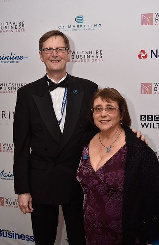 Wiltshire Business Awards 2018 ARRIVALS - GP1284-5