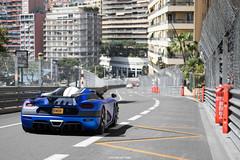 Racing (MonacoFreak) Tags: monaco montecarlo frenchriviera cotedazur cars car luxury koenigsegg one1 onetoone