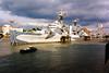 "HMS Belfast (1) (Andrew ""MuseumAndy"" Boehly) Tags: ships ship warship cruiser lightcruiser hmsbelfast royalnavy navy imperialwarmuseum iwm london england"
