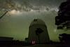 Milky Way and LMC over the AAT 4 Metre Dome (Randy Hoffmann) Tags: australia sso sidingspringobservatory nsw aat angloaustraliantelescope milkyway lmc largemagellaniccloud observatory