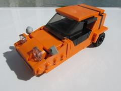IMG_0727 (Lego guy 2) Tags: lego bond bug 3 wheeler reliant robin regal